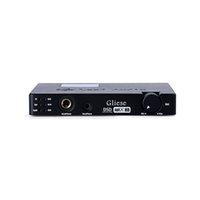 usb dac coaxial venda por atacado-SAOMAI MI06 DAC ES9038 XMOS fibra óptica coaxial Bluetooth USB aptX-HD DACearphone 3em1 fone de ouvido