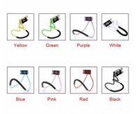 Wholesale Green Yellow Bedding - Lazy Bracket Universal 360 Degree Rotation Flexible Phone Selfie Holder Snake-like Neck Bed Mount Anti-skid For iPhone Android