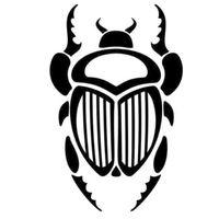 auto aufkleberkäfer großhandel-Käfer Insekt Auto Aufkleber Vinyl Auto Verpackung Körper Aufkleber Armaturen Produkt Tier