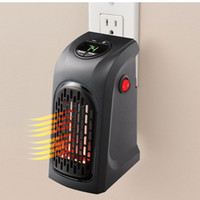 Wholesale Heater Wall - Mini Handy Heater Plug-in Personal Heater Home Use The Wall-outlet Space Heater 350W Hotel Kitchen Bar Bathroom Handy Heaters