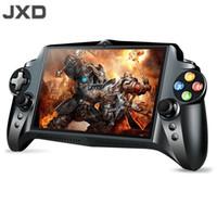 Wholesale new quad core tablet resale online - JXD S192K inch X1200 Quad Core G GB New GamePad mAh Android Tablet PC simulators PC Game