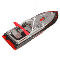 Wholesale battery toy boats for sale - Remote control hovercraft Toy RC Boat Barco de pesca Lancha electric Plastic Battery USB Charger Scale Models Water Toys