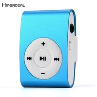 слушать телефон оптовых-MP3 Player Gift Mini Clip With Earphone Music Media Portable mp3 player USB Sport Music Listen Phone QIY06 D23