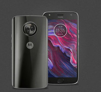 Wholesale materials direct - 2018 new factory direct supply TPU material mobile phone shell protective cover Motorola moto x4 transparent phone case