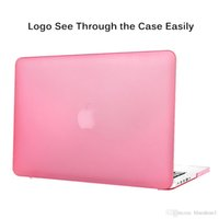 Wholesale Rubberized Hard Case - Premium New Matte Rubberized full protect Hard Plastic Hard Case Cover for Macbook 11  12 13 15 inch Protective shell