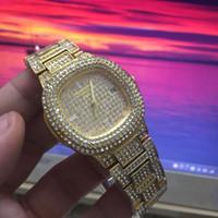 роскошные часы бриллианты оптовых-2018 новый AAA Luxury Brand мужские часы 40 мм Flash diamond watch 36 мм дизайнер мода женщины часы дамы платье наручные часы Montre De luxe