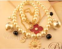 0342880ad7da camelia CC joyería nueva moda larga cadena de suéter salvaje otoño invierno  mujer accesorios perlas rhinestone goteo aceite 5
