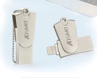 lector de tarjetas para apple al por mayor-USB2.0 2 en 1 unidad flash a lector de tarjetas SD USB, adaptador de visor de tarjeta de memoria TF para iPhone IPad Apple Macbook