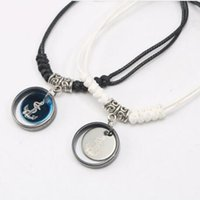 ingrosso braccialetto di ancoraggio della barca-designer jewely charm braccialetti per coppia bianco nero forever love boat anchor pendant semplice all'ingrosso moda calda senza spedizione