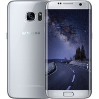 Wholesale v phones resale online - Refurbished Original Samsung Galaxy S7 Edge G935A T P V Unlocked Phone Octa Core GB GB MP Inch Android