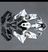 aprilia rs125 carrocería al por mayor-Juego de carrocería de carenado de inyección ABS para motocicleta adecuado para Aprilia RS125 2006-2011