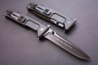 ingrosso coltelli a spessore-EXTREMA RATIO - Lama Nemesis Spessore 6MM opzionale Coltello pieghevole tattico 6061-T6 Maniglia in alluminio 440C 58HRC 1 PZ FREESHIPPING