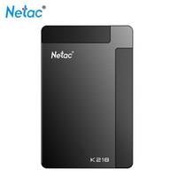 dizüstü bilgisayar sabit diskleri toptan satış-Netac K218 1 TB HDD USB 3.0 HDD 2.5