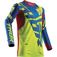 Wholesale nylon cycling shirt resale online - Mountain Bike Downhill DH MX RBX MTB Running Clothing Off road Motocross Jersey for Men Long Sleeve Cycling Jersey XXS TO XL