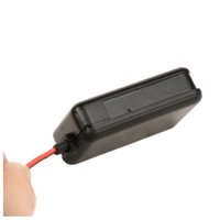 Wholesale car gps online - Super mini GPS GSM Tracker T0026 cheap mini hidden car vehicle motorcycle gps tracker free tracking with motion alert CE ROHS