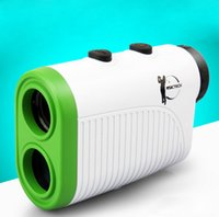 Wholesale golf distance telescope for sale - Group buy Factory water proof golf range finder M laser telescope distance meter golf digital hand hold mesuarement tool