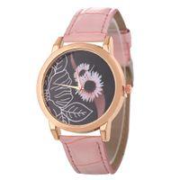 leather bracelet women wrist watches Australia - GENBOLI Bracelet Watches For Women Minimalist Leather Quartz Watches Ladies Dress Wrist Clock Women Men Gifts
