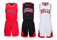 Wholesale pink select - Men's Sports Basketball Jerseys Shirt Suits Set Jacket + Shorts Set Can Be Printed Number Team Multiple Teams To Selects