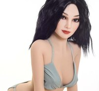 Wholesale 3d love dolls for sale - 5ft1 cm Love Doll for Male D Realistic Adult TPE Love Doll with Skeleton Super Real Massager for Men