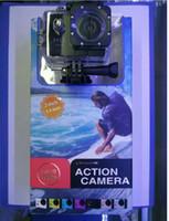 caméra vidéo résistant à l'eau hd achat en gros de-10 pcs SJ4000 1080 P Casque Sport DVR DV Vidéo Voiture Cam Full HD DV Action Étanche Sous-Marine 30 M Caméra Caméscope gratuitement ePacket
