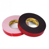 cinta adhesiva de doble cara al por mayor-Etiqueta engomada auto de la cinta adhesiva de la etiqueta engomada de la cinta adhesiva de la etiqueta engomada de la cinta autoadhesiva 7M / 15M del coche