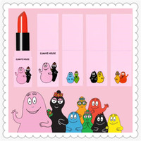 ingrosso balsamo per labbra bambino-Moda 3E Eunhye casa rossetto 6 colori per le donne rosa labbra bambino Balsamo opaco impermeabile Batom regalo delle donne cosmetici trucco labbra 0201089