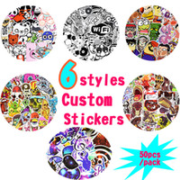 laptops for sale - 50PCS Hot Sale Custom Stickers Blackboard Stickers for Rooms Laptop Skateboard Luggage Bicycle Guitar DIY Styling Top Quality Sticker