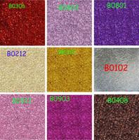 Wholesale fine art wholesale - Wholesale 100 gram Bulk Packs Extra Ultra Fine Glitter Dust Powder Nails Art Tips Body Crafts Decoration