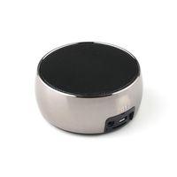 mini orador sem fio do metal do bluetooth venda por atacado-UA Mini Portátil Sem Fio Bluetooth Speaker Simplicidade de Metal Ao Ar Livre HiFi Baixo Alto-falantes de Som de Qualidade Falantes DHL livre