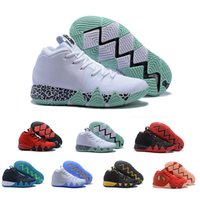 Wholesale Fans Products - New product Basketball Shoes new design Irving 4 Confetti fans Mens Zoom Kyrie 4s Mens Basketball Shoes outdoors kyrie Sport Sneakers
