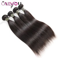 Wholesale prices straight hair weave resale online - Brazilian Virgin Hair Straight Human Hair Bundles Price Straight Bundle Unprocessed Brazilian Virgin Straigh Human Hair Extensions