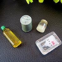 Wholesale Kawaii Bamboo - craft Tanduzi 100pcs Wholesale Kawaii Simulation Food 3D Olive Oil Bottle DIY 1:12 Dollhouse Miniature Decoration Resin Crafts