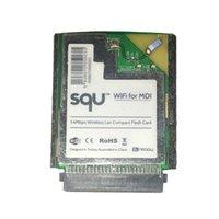kablosuz arabirim kartları toptan satış-Çoklu Teşhis Arayüz için MDI WIFI Kart GM MDI SQU 54 Mbps kablosuz Lan kompakt flash kart