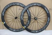 Wholesale bicycle hub road online - Chosen hubs mm clincher carbon wheels C road bike full carbon bicycle wheelset