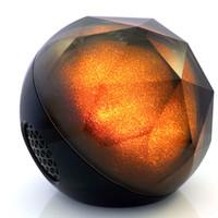 ingrosso colore della batteria magica-Altoparlanti Bluetooth per elettronica portatile Palle a colori magiche Altoparlanti a lunga durata della batteria Funzionamento a distanza Altoparlante colorato effetto luci