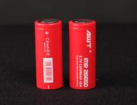herramientas de batería de china al por mayor-AWT 26650 5200mah 45A 3.7v 5200mah batería 26650 regulada caja mod herramientas eléctricas de China mini voltio mod