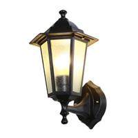 lâmpadas de parede exteriores europeias venda por atacado-Europeu Ao Ar Livre Iluminação Varanda Corredor Corredor À Prova D 'Água Ao Ar Livre Luz Da Parede Escada Lâmpada de Parede Ao Ar Livre Retro levou À Prova D' Água Lâmpada Do Pátio