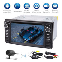 Wholesale multimedia player toyota for sale - Group buy Car GPS Navigation Stereo In Dash Head Unit car DVD Multimedia Player for TOYOTA Corolla EX Auto FM AM Radio