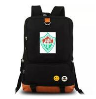 Wholesale backpack club resale online - 2018 NEW Ceara SC CE backpack Good look day pack Football club school bag Soccer packsack Computer rucksack Sport schoolbag Outdoor daypack