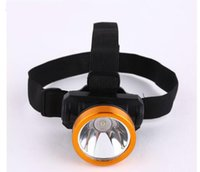 Wholesale Hot Selling headlamp led outdoor white yellow light camping LM For Hiking Fishing Outdoor