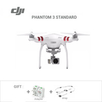ingrosso scatola di elicottero-Scatola aperta DJI Phantom 3 Standard drone con fotocamera HD 2.7K gimbal RC Helicopter Brand new drone P3S in stock Original