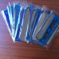 moldura do digitalizador médio venda por atacado-20 pcs dhl livre middle frame moldura para iphone x 5.8