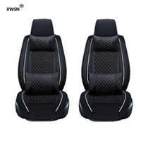 Wholesale Isuzu D Max - XWSN Special leather car seat cover for isuzu all models JMC S350 D-MAX same structure interior car accessories auto styling Automobiles cov