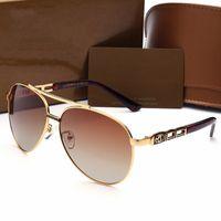 Wholesale womens polarized sunglasses designer - High Quality Brand Sun Glasses Mens Fashion Evidence Sunglasses Designer Glasses Eyewear for Mens Womens New Glasses with Original Case