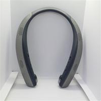 jeu de casque bluetooth achat en gros de-Haute qualité HBS W120 Bluetooth casque sans fil CSR 4.1 bandeau sport casque micro casque stéréo appel de jeu