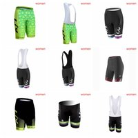Wholesale padded hips - LIV Hot Sale Gel Breathable wicking women`s Cycling Shorts Riding Bicycle Fitness Sports hip pad Underpant XS-4XL D1022