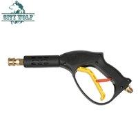 ingrosso ugello acqua metallica-Pistola ad acqua ad alta pressione City Wolf con attacco rapido in metallo per autolavaggio industriale