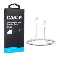 micro pc hdmi al por mayor-50 piezas Cable de datos USB al por mayor Cable de cargador Cable micro USB Tipo-c Para Samsung Xiaomi HTC Huawei Cable de carga rápida