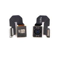 büyük kamera cepleri toptan satış-TOONDEEN Büyük Arka Cep Telefonu Kamera Modülü Flex Kablo Için 6 Artı 6 Artı 6 + 6 P 5.5 '' Küçük Ön Kamera lens Modülü