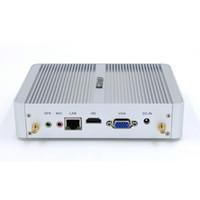 china dual intel achat en gros de-HYSTOU Nouveau produit Mini PC P06 I3 6006U avec mémoire double canal DDR3L Barebone HD et VGA à double affichage Ordinateur de petite taille
